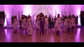 Surprise Bridal party Dance | Mr & Mrs Tavares Wedding