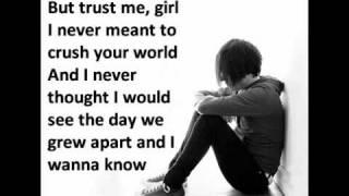 Say Goodbye - Chris Brown (lyrics)
