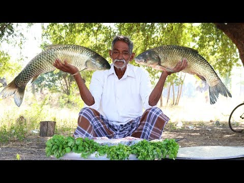 Fish biryani Recipe || Simple and Easy Fried Fish Biryani Recipe || Grandpa Kitchen