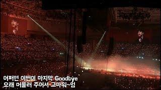 [신곡 라이브 ♪] 박효신 (Park Hyo Shin)   Goodbye (굿바이) (2019年)