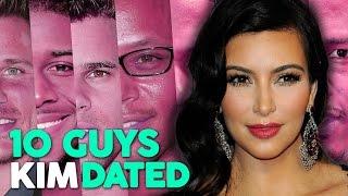 "10 Guys Kim Kardashian Has ""Dated"""