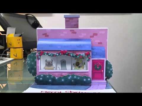 Birdbox Studio Christmas Card Neatorama
