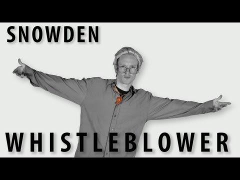 Edward SNOWden - Whistleblower [from Rap News 19]