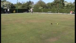 preview picture of video 'Crown Green Bowls - Wirral Merit Final 2010 - Part 1'