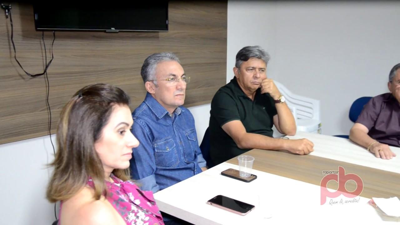Presidente do Sindiempresa fala da chegda da um Scanner da redesim em Sousa