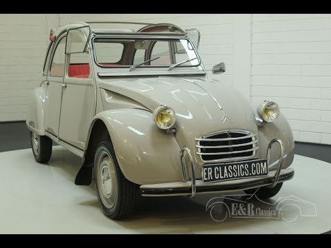 Video of Classic 1966 2CV located in Waalwijk - Keine Angabe - Offered by E & R Classics - PGSV