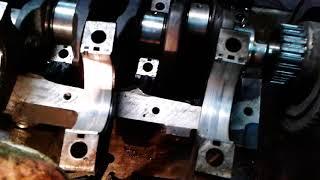 ремонт двигателя 21114 у сомнительных мастеров часть 2