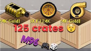 Gambar cover Pixel Car Racer - Opening 125 crates *New items? Part 1