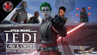 Star Wars Jedi Fallen Order But im the joker baby