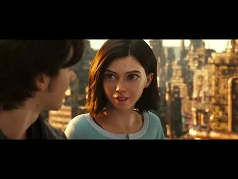 Alita: Battle Angel | Teaser Trailer #1 (2019) | MovPlex Trailers