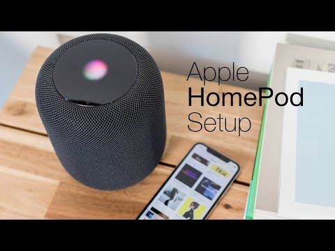 How to set up the Apple HomePod: Unboxing and setup