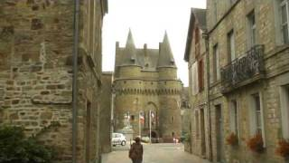 Vitre & Fougeres, Brittany, France 2009