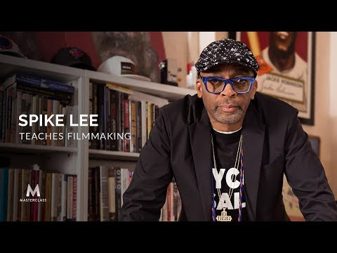 , title : 'Spike Lee Teaches Filmmaking | Official Trailer'