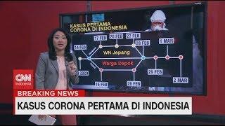 Live streaming 24 jam: https://www.cnnindonesia.com/tv  Dua warga Indonesia yang positif virus corona disebut telah melakukan kontak dengan warga Jepang. Warga Jepang ini kini tengah dikarantina di Malaysia. Berikut timeline perjalanan warga Jepang dan dua warga Indonesia yang positif corona.  Ikuti berita terbaru di tahun 2020 dengan kemasan internasional berbahasa Indonesia, dan jangan ketinggalan breaking news dengan berita terakhir dan live report CNN Indonesia di https://www.cnnindonesia.com/tv dan channel CNN Indonesia di Transvision.    CNN Indonesia tergabung dalam grup Transmedia. Dalam Transmedia, tergabung juga Trans TV, Trans7, Detikcom, Transvision, CNN Indonesia.com dan CNBC Indonesia.   Follow & Mention Twitter kami: @myTranstweet @cnniddaily @cnnidconnected  @cnnidinsight  @cnnindonesia   Like & Follow Facebook: CNN Indonesia  Follow IG:  cnnindonesiatv