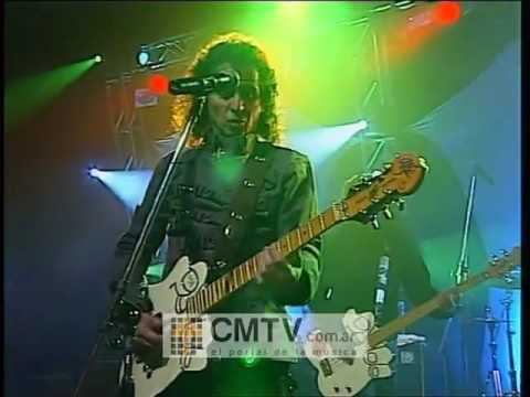 El Tri video Nunca digas que no - CM Vivo 2006