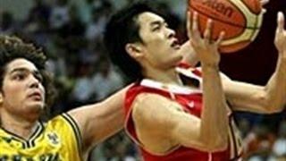Brazil vs China 2006 FIBA Stanković Continental Champions' Cup Basketball Group Match FULL GAME