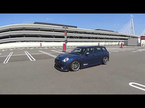 MINI CLUBMAN COOPER S ALL4 F54  | O•Z racing wheel | DuelL AG |  BMW MINI BOOK CHANNEL