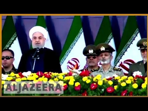 🇮🇷 Iran's Revolutionary Guards targeted in Ahvaz military parade l Al Jazeera English