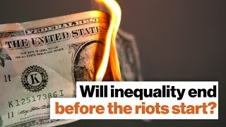 Will the 1% act on inequality before the riots start? | Jared Diamond