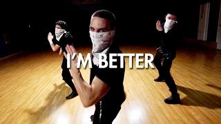 Missy Elliott - I'm Better ft. Lamb (Dance Video)   Mihran Kirakosian Choreography
