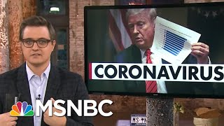 Hayes On Dangers Of Incompetent Admin Trying To Lead Us Through A Major Crisis | All In | MSNBC