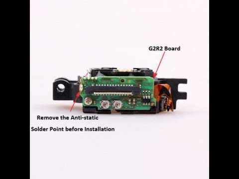 Xbox 360 slim laser adjustment