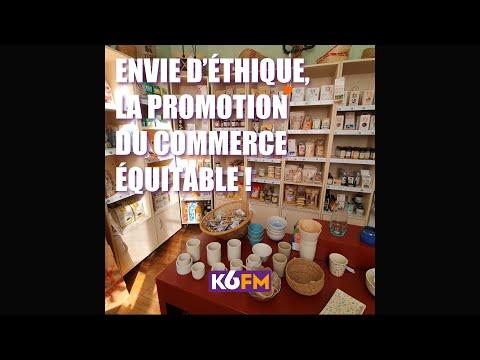 Envie d'Éthique, la promotion du commerce équitable !