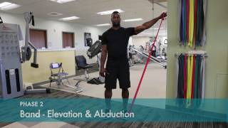 Shoulder Replacement Rehabilitation - PHASE 2 |  Shoulder Replacement Therapy Exercises