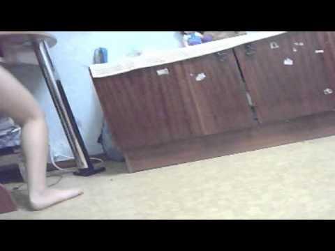 Видео с веб-камеры. Дата: 9 июня 2013г., 21:45.