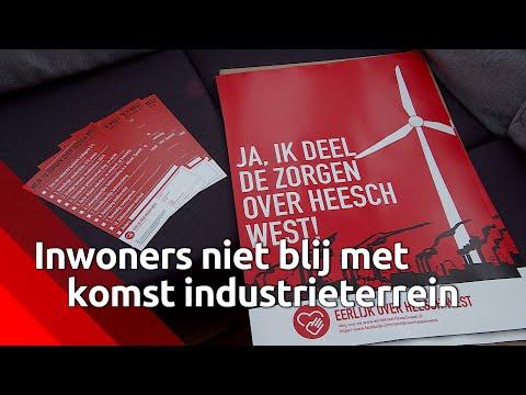 Enorme windturbines op bedrijventerrein Heesch West: 'We voelen ons beduveld'