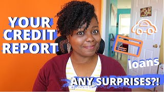 CHECKING YOUR CREDIT REPORT | Annual Credit Report | Credit Reporting Agencies | Debt Free Journey