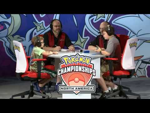 2017 Pokémon North American International Championships: TCG Junior Finals