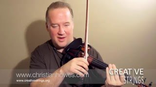 "How to do the ""Chop"" on Violin, Viola and Cello"