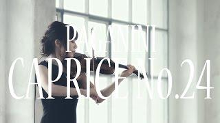 PaganiniCapriceNo.24-AyakoIshikawa-