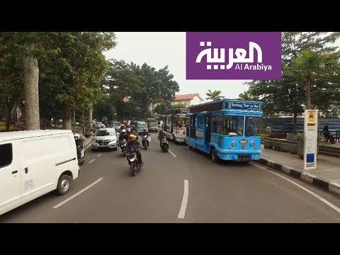 العرب اليوم - شاهد: رحلة إلى جافا الإندونيسية أرض البراكين