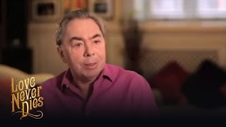Andrew Lloyd Webber Discusses Love Never Dies