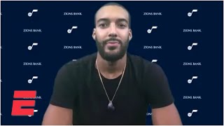Rudy Gobert opens up on backlash after being first athlete with coronavirus | NBA on ESPN