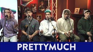 PRETTYMUCH- Solita (Live)