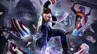 Saints Row 4 Re-Elected Game Movie (All Cutscenes) 1080p HD