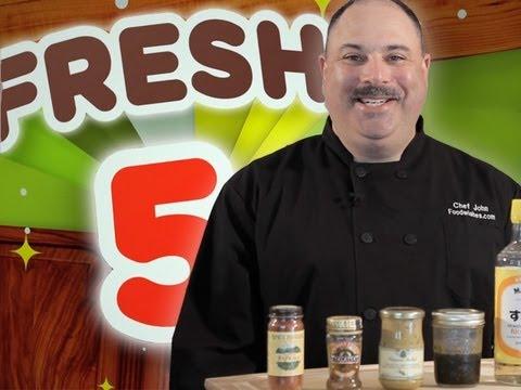 Chef John's Five Fresh Secret Ingredients