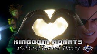 Kingdom Hearts IV (4) Power Of Revival Theory