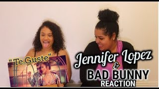 Jennifer Lopez & Bad Bunny - Te Guste    Music    Reaction + Review