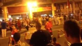 preview picture of video 'Les nuits du Ramadan à Oujda - 2014 - ليالي رمضان في وجدة'