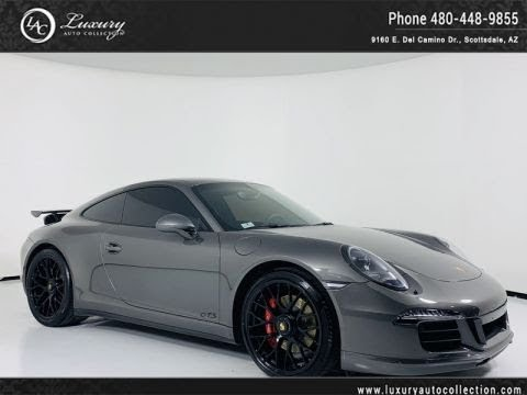 Pre-Owned 2016 Porsche 911 Carrera GTS