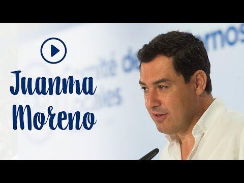 Intervención completa Juanma Moreno en la Convención Nacional