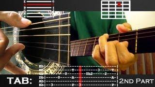 Walang Iba - Ezra Band Guitar Tutorial