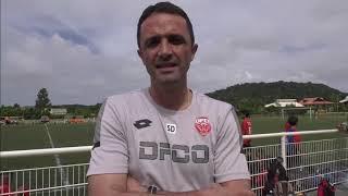ITV Sébastien DEGRANGE (DFCO) en Guyane