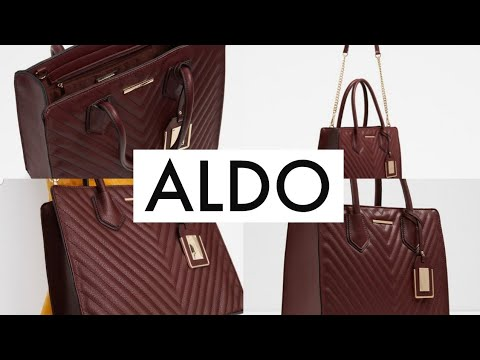 Aldo haul/ bag/Aldo purse