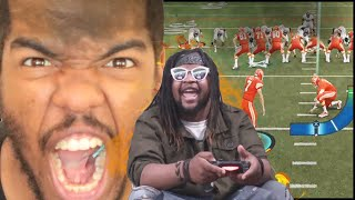 Flam Is Bringing The Heat! Can Juice Handle It And Complete The Series Comeback! (Madden 20)