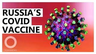 How Russia's COVID-19 Vaccine Works: Animation Explainer